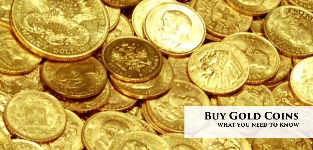 purchasing gold coins online