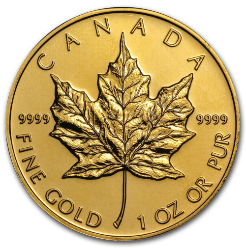 gold RRSP and Gold TFSA Canada