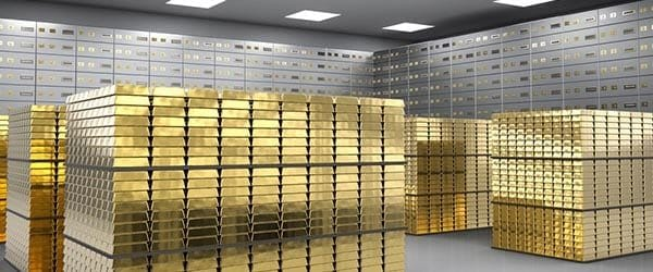 gold safe vault featured