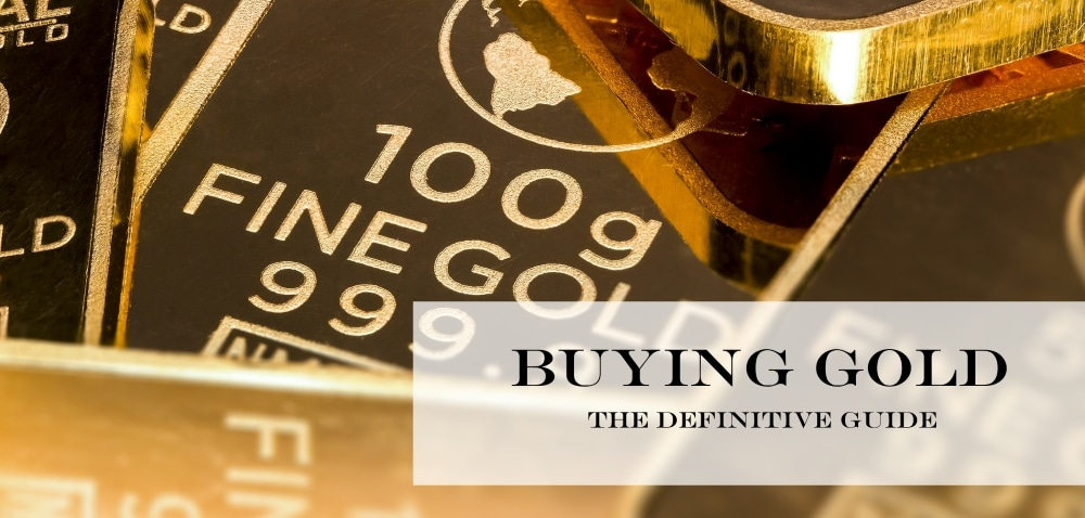 top photo of gold - 2017 gold buying guide