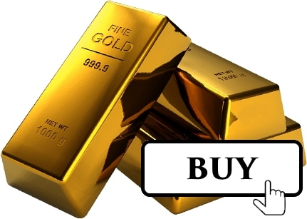purchasing gold bars online for sale